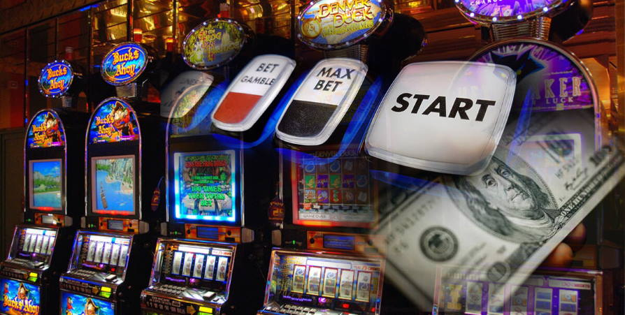 slot machine wins